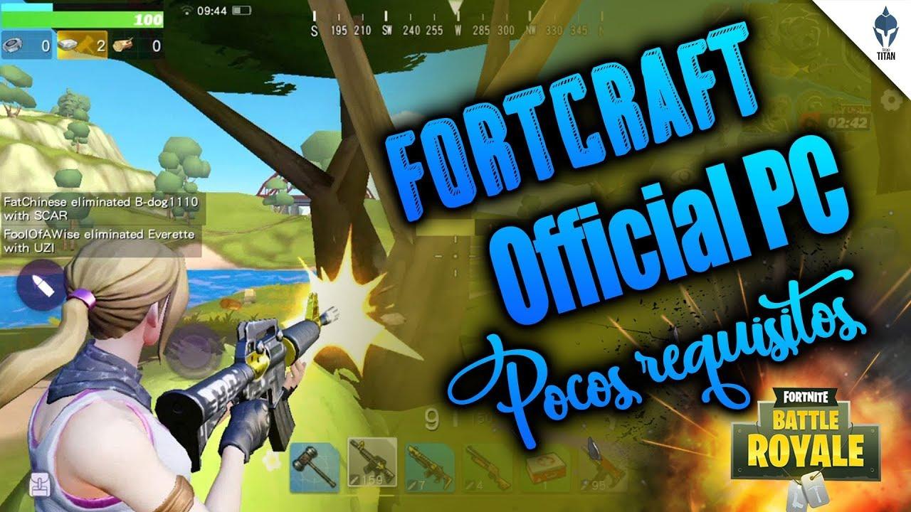 fortcraft pc gratuit