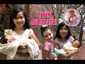Reborn Twin Surprise for two Special Little Girls