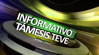 Titulares Informativo Támesis TeVe  10 de enero 2020