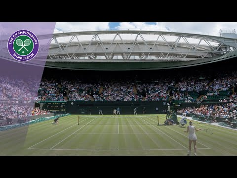 Simona Halep, Jiri Vesely and Coco Gauff win first matches on revamped No.1 court at Wimbledon 2019