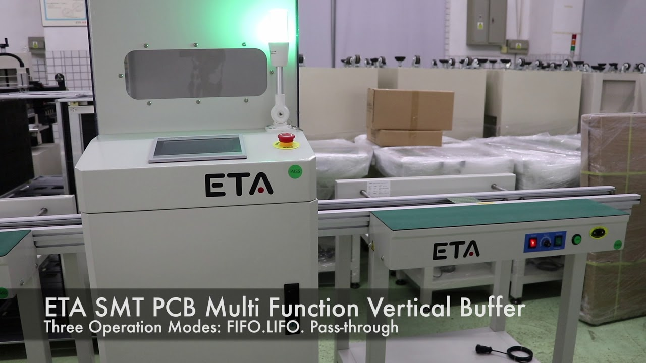 SMT Production Line Machine PCB Multi Function Vertical Buffer for SMT PCBA  Factory