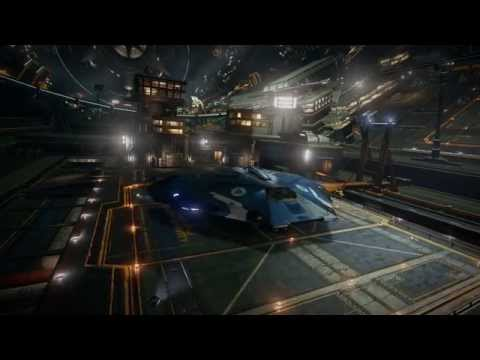 Designing the Future - The Ships of Elite: Dangerous