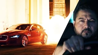 JAGUAR XE MODEL COMMERCIAL MISSION IMPOSSIBLE