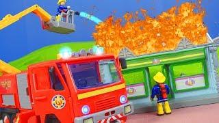 Feuerwehrmann deutsch neue Folgen für Kinder: Krankenwagen Rettungsaktion Kinderfilme