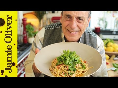 Simple Tuna Pasta | Gennaro Contaldo