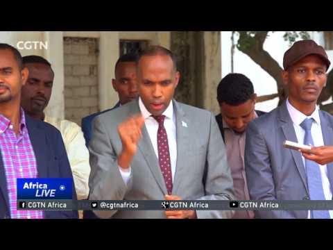 Sunday morning attack in Somalia's Mogadishu claims five lives