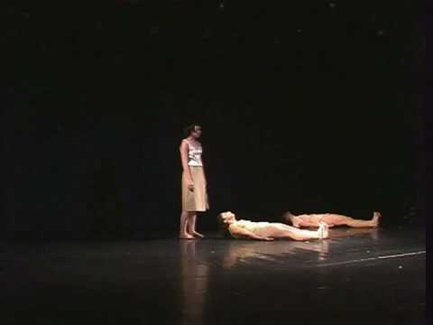 Contemporary Dance- A Year In A fish Life