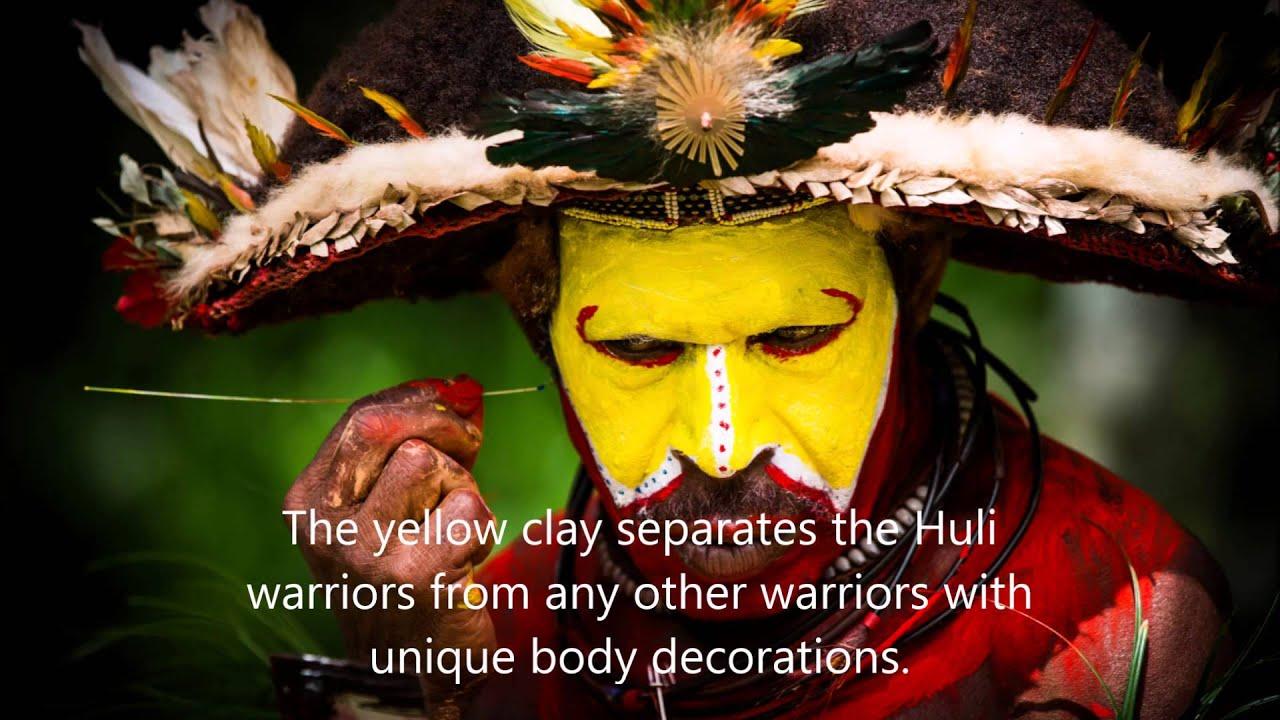 Huli Wigmen Tribe - Youtube-5641