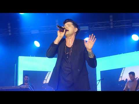 The Script - The Man Who Can't Be Moved - Westonbirt Arboretum 14/06/18