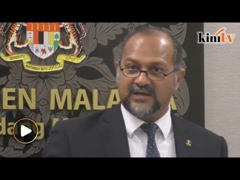 Are you the man in the video clips, Gobind asks MACC chief