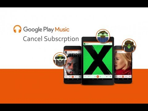 How To Cancel Google Play Subscription - 2018