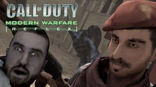 [Modern Warfare 1 на Nintendo Wii] Божественный ломанный русский и собаки! ;D