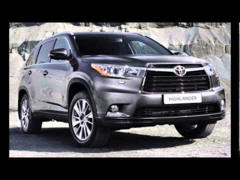 Excellent 20162017 Toyota Highlander  First Look Overviews