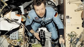 Fotografieren auf der Raumstation - damals und heute