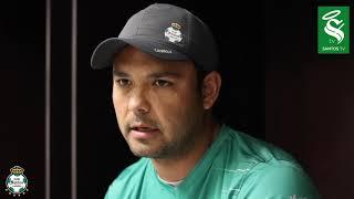 embeded bvideo Entrevista: Carlos Antonio Cruz - DT Santos Sub 15