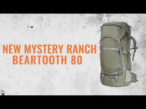 super popular cb656 727ad Check out the NEW Mystery Ranch Beartooth 80 Pack - YouTube