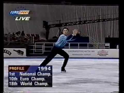 Ronny Winkler GER - 1995 European Championships SP