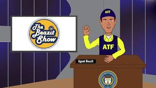 (Parody) ATF Special Agent Richard Beazit - Episode 1: Black Lives Matter