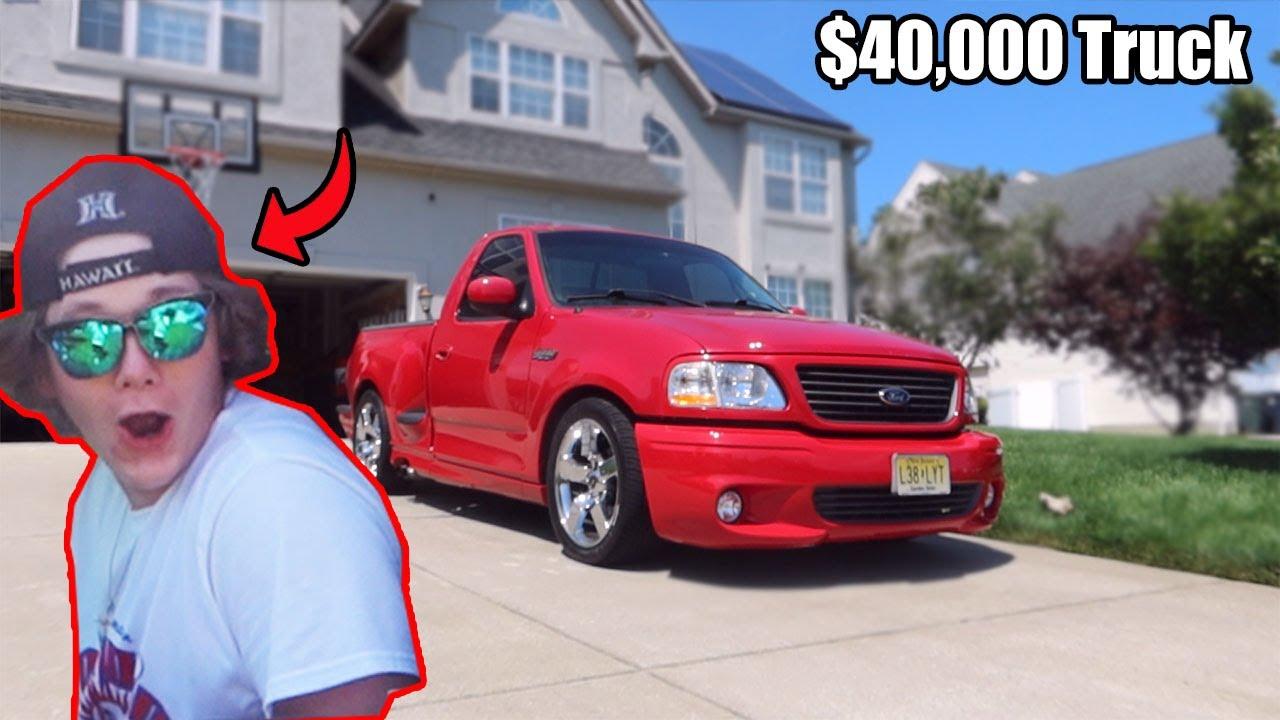 Surprising My Bestfriend With a $40,000 Truck (Not Clickbait)