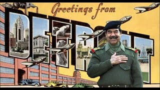 Saddam Hussein & the KEYS to the City of Detroit: How the Chaldeans got finance