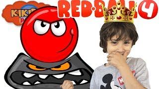🔴 ФИНАЛЬНАЯ БИТВА в RED BALL 4 НОВЫЙ КРАСНЫЙ ШАРИК  МУЛЬТИК Супер БОСС Видео для Детей