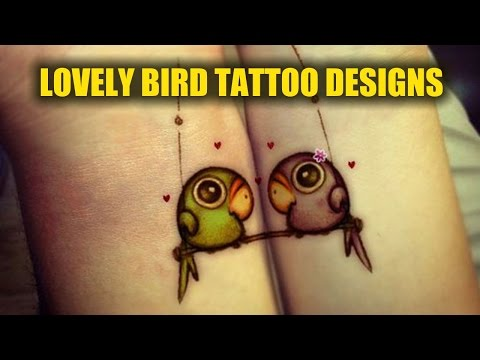 20 Lovely Bird Tattoo Designs and Meanings ► Tattoo World