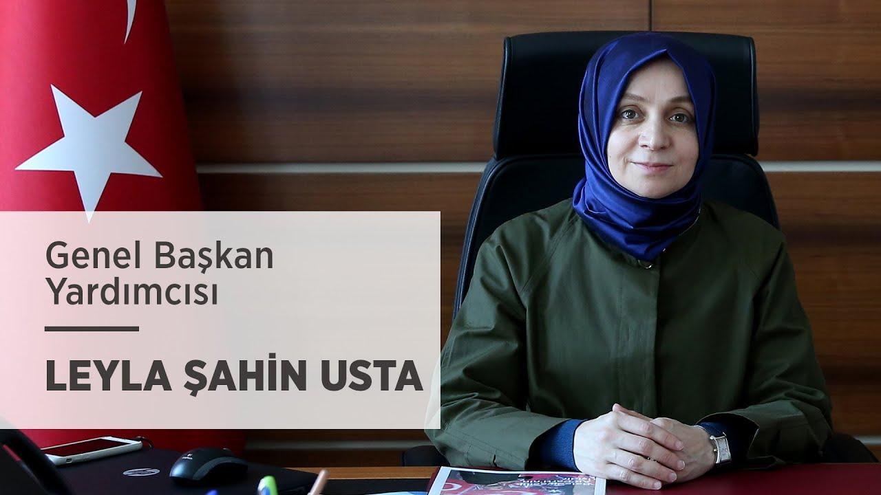Genel Başkan Yardımcısı Leyla Şahin Usta, Topkapı Anıt Mezar'da düzenlenen törene katıldı