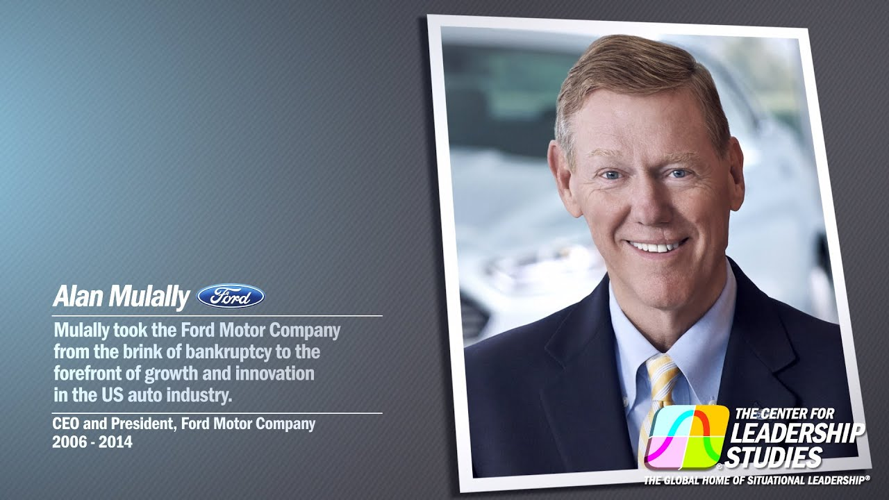 Marshall goldsmith alan mulally and ford youtube for Ford motor company alan mulally