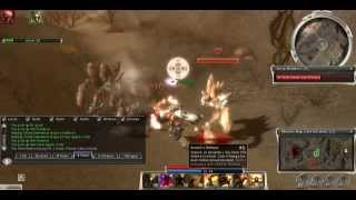 Guild Wars W/A Hammer Granite Mob Solo Build. Thumbnail