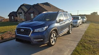 Honest Subaru Ascent 2019 Review