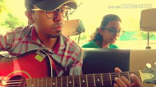 Mental Manadhil - OK KANMANI | Guitar Cover Unplugged