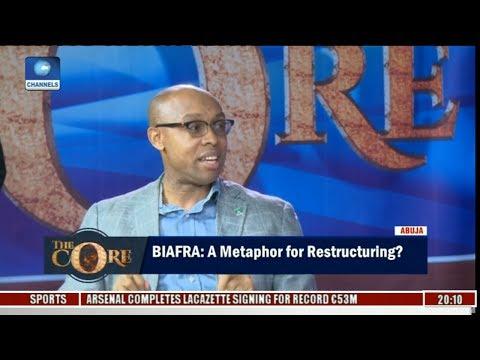 BIAFRA: A Metaphor For Restructuring? Pt 2