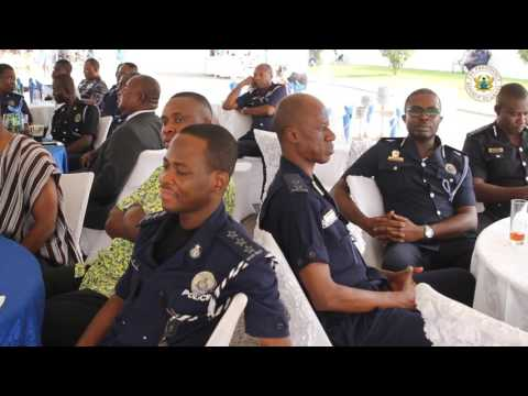 End-of-year Police get-together (WASSA 2017)