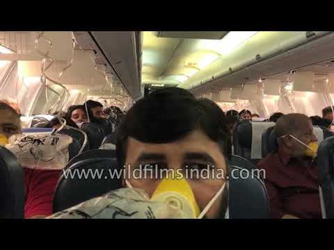 Jet Airways flight suffers pressurization loss, passengers use oxygen masks: 20 September 2018