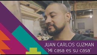 """Juan Carlos """"Mi casa es tu casa"""" (My house is your house)"""