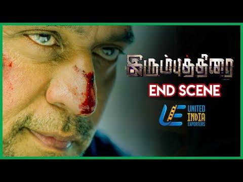Irumbu Thirai - Climax End | Vishal | Arjun Sarja | Samantha Akkineni | Tamil Latest Scenes