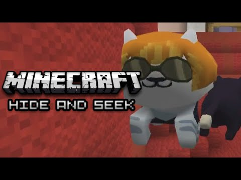 Minecraft: NEKO ATSUME HIDE AND SEEK