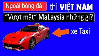 Việt Nam - Malaysia | So sánh Kinh Tế Văn Hóa và Những điều kì lạ