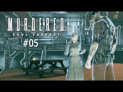 Let's Play Murdered: Soul Suspect [Part 5] - Am Strand von Salem