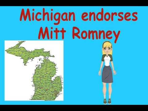 Detroit News endorses Mitt Romney