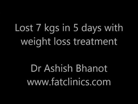 How to lose weight fast  7 kgs in 5 days