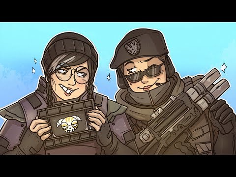 HILARIOUS Moments in Rainbow Six Siege