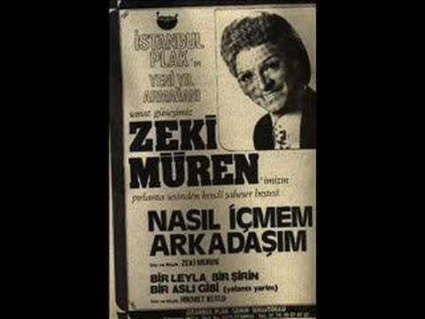 ZEKI MUREN-Ah Dunya Of Dunya