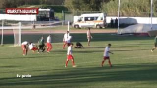 Quarrata Ol..-Aglianese 0-1 Promozione Girone A