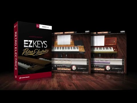 EZkeys Retro Electrics | Full | Gratis | Completo | Crack | 2017