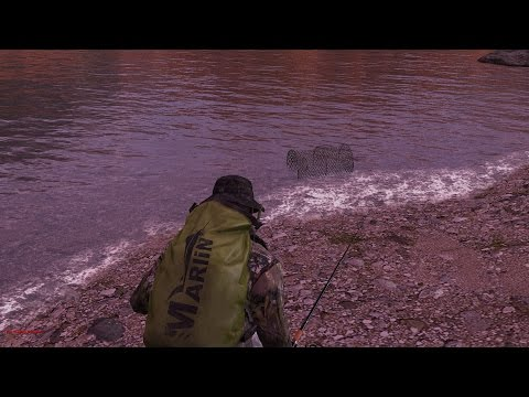 dayz standalone как ловить рыбу на бутылку