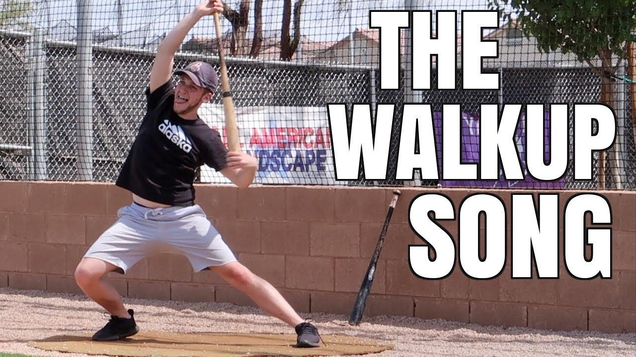 The Walkup Song Baseball Stereotypes