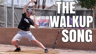 The Walkup Song - Baseball Stereotypes