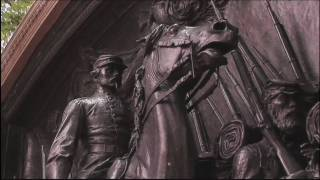 PBS Documentary - Augustus Saint-Gaudens: Master of American Sculpture - The Shaw Memorial
