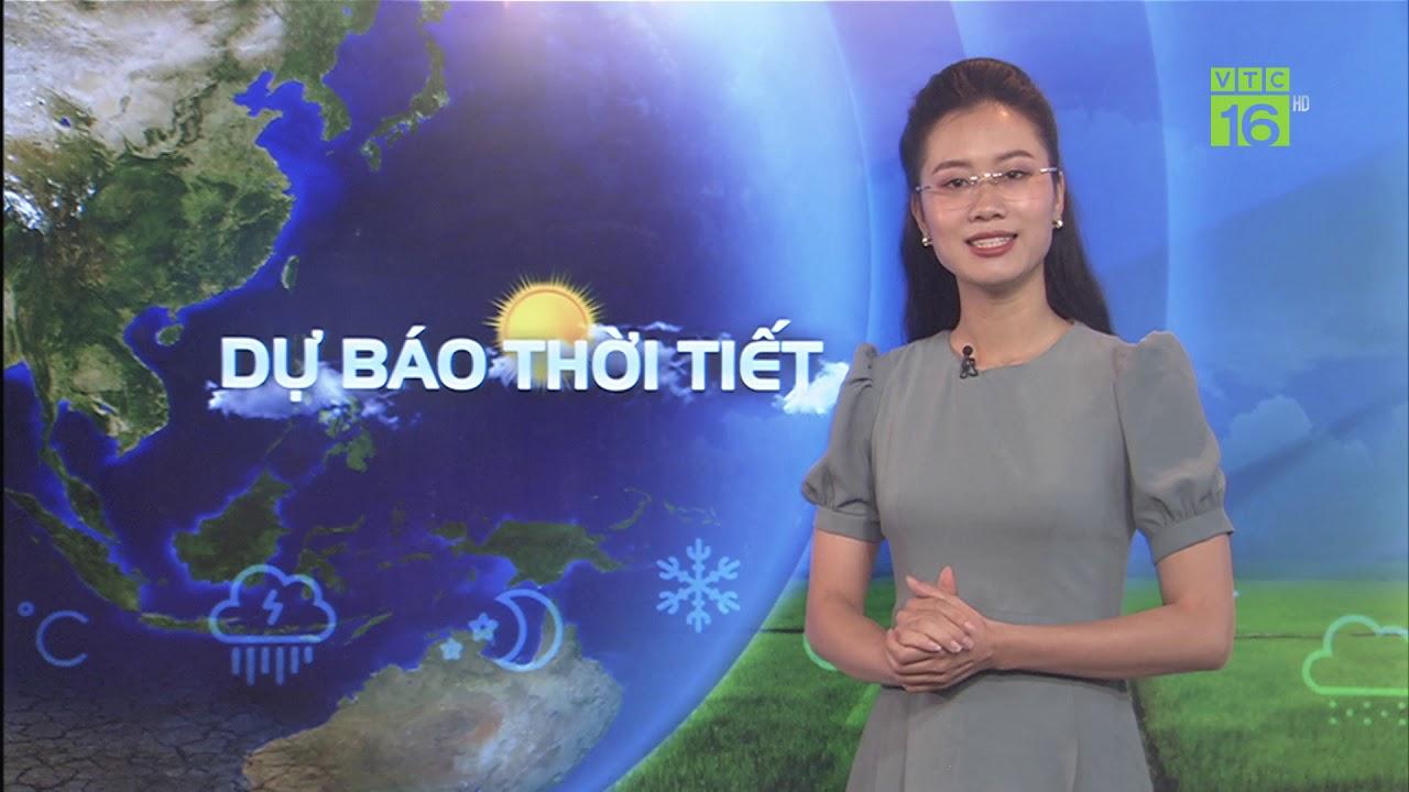 Dự báo thời tiết 17/06/2020 | Miền Bắc: Cảnh báo mưa giông về đêm | VTC16